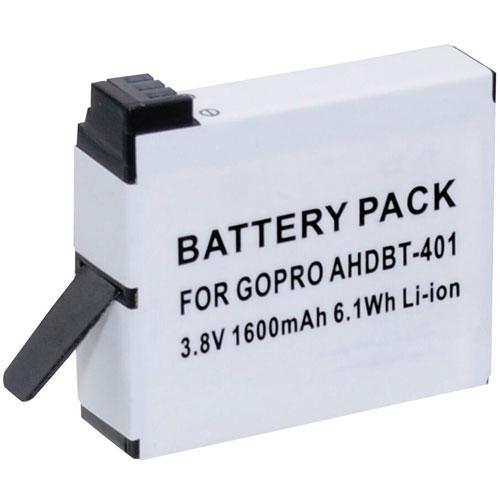 Batterie de remplacement au lithium-ion de Xit pour caméra GoPro HERO4 (XTGPH4)