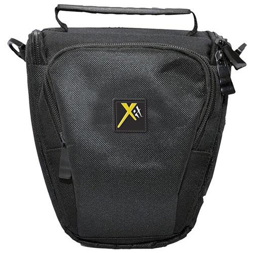 Étui de luxe pour appareil photo et caméra numériques à zoom de Zit Group (XTZC) - Noir