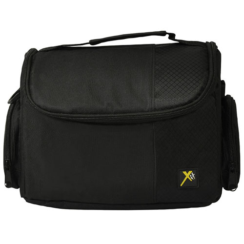 Xit Medium DSLR Camera/Video Case (XTCC3) - Black