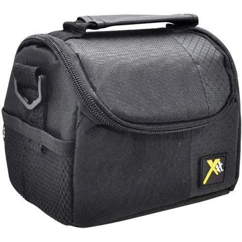 Xit Small Digital Camera/Video Case (XTCC1) - Black