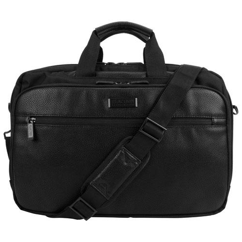 "Kenneth Cole VadorNox 'Very Im-Port-Ant Person' 15.6"" Laptop Bag - Black"