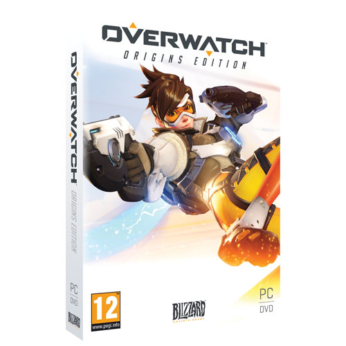 Overwatch Origins Edition (PC) - French