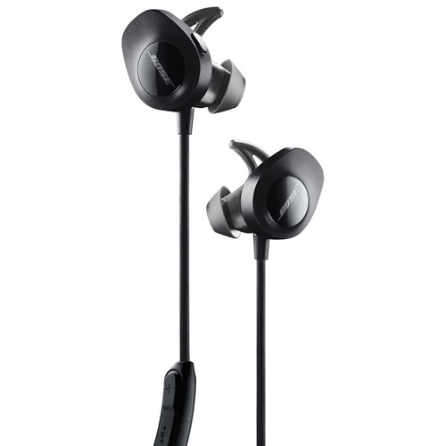 bose bluetooth earphones. bose soundsport in-ear wireless headphones - black : earbuds \u0026 best buy canada bluetooth earphones