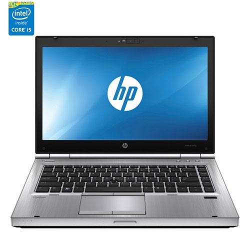 "HP E8470 14"" Laptop - Silver (Intel Core i5 3320M/320GB HDD/4GB RAM/MAR Win 7 Pro 64 Bit) - Eng - Ref"