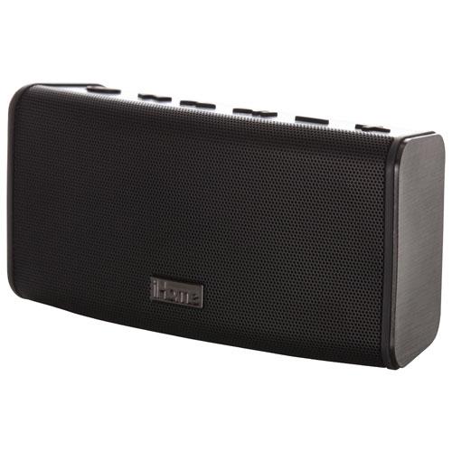 Enceinte Bluetooth sans fil d'iHome (IBT33BC)