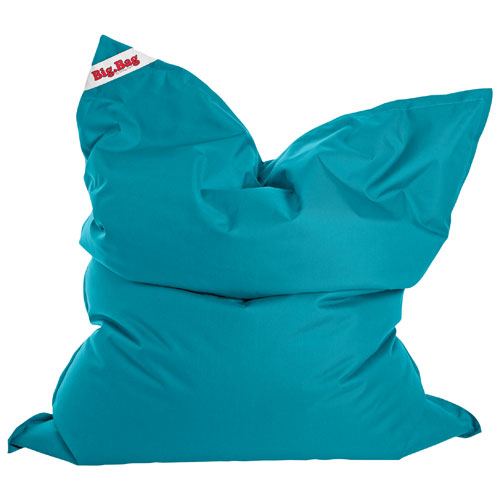 Sitting Point Brava Contemporary Bean Bag Chair - Petrol
