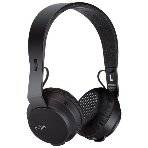 Écouteurs Serre-tête Bluetooth Rebel De House Of Marley (EM-JH101-BK)