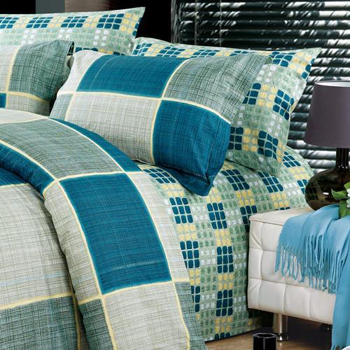 North Home Marina 100% Cotton Sheet Set(Twin)