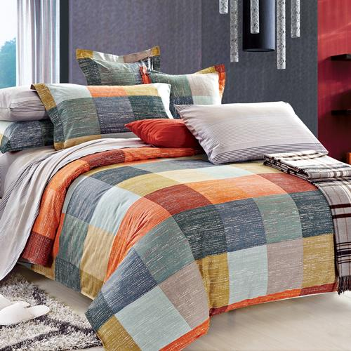 North Home Meridian 100% Cotton 4pc Sheet Set(Queen)