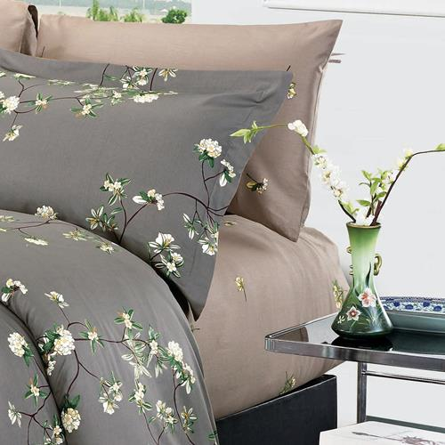 North Home Trellis 100% Cotton Sheet Set(Twin)