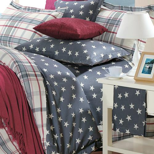 North Home Oxford 100% Cotton Sheet Set(Queen)