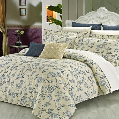 North Home Wedgewood Duvet Cover Set, queen size