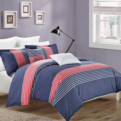 North Home Chaplin Duvet Cover Set, King size