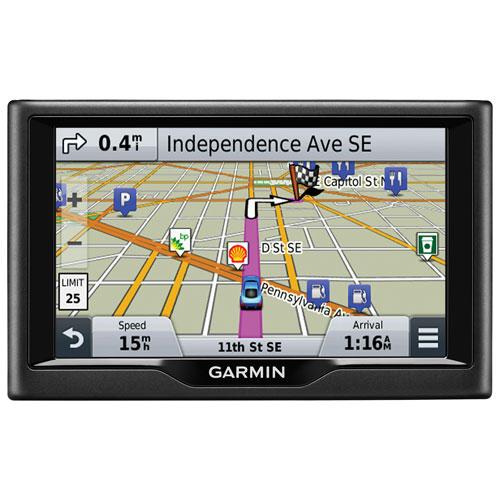 GPS nüvi avec écran 5 po de Garmin (58LMV)
