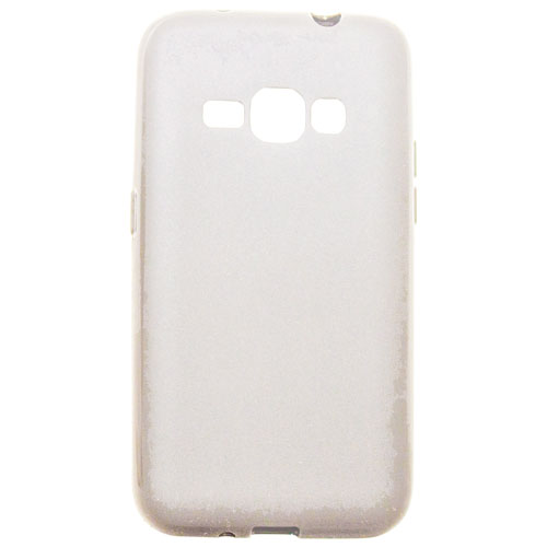 Affinity Gelskin Galaxy J3 Fitted Soft Shell Case - Clear