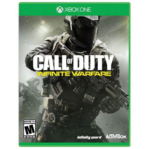 Call of Duty: Infinite Warfare (Xbox One) - French