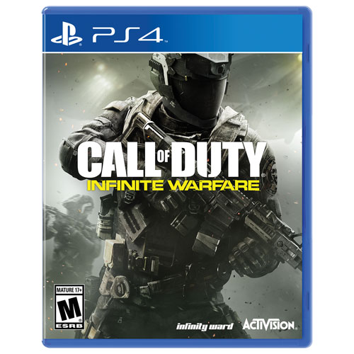 Call of Duty: Infinite Warfare (PS4) - French