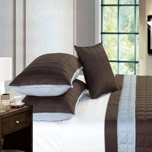 North Home - Camelot 4pc Coverlet Set (Queen)