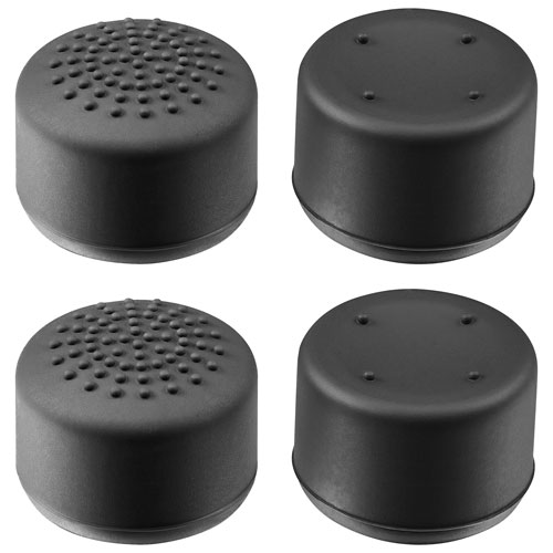 Insignia Analog Stick Extenders for PlayStation 4 (NS-GPS4ASE101-C2) - Black