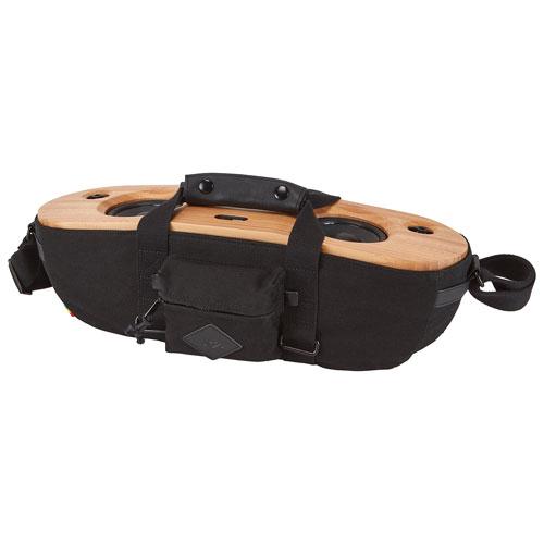 House of Marley Bag of Riddim 2 Bluetooth Wireless Speaker - Signature Black