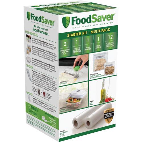 FoodSaver Starter Kit - Multi-pack