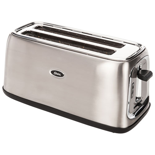 oster toaster 4 slice toasters best buy canada. Black Bedroom Furniture Sets. Home Design Ideas