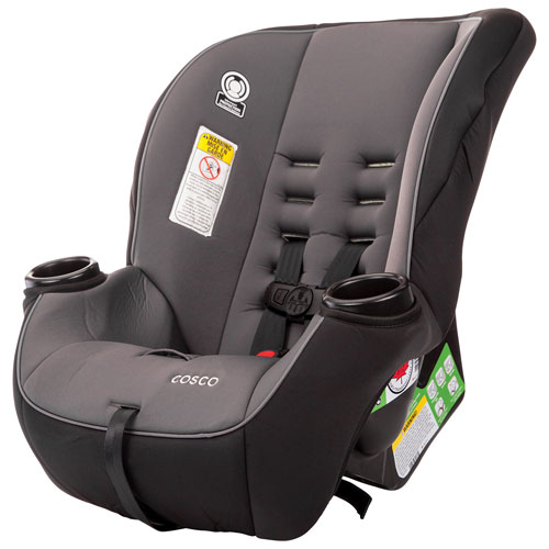 Cosco Apt Convertible Car Seat - Black/Grey