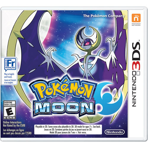 Pokémon Moon (3DS) - Previously Played