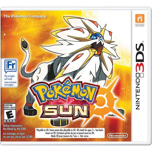 Pokémon Sun (3DS) - Usagé