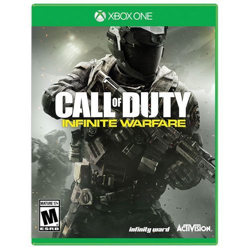 Call of Duty: Infinite Warfare (Xbox One) - English - Previously Played