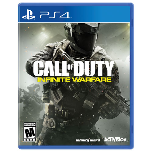 Call of Duty: Infinite Warfare (PS4) - French - Previously Played