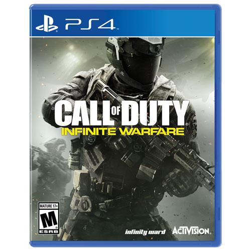 Call of Duty: Infinite Warfare (PS4) - Anglais - Usagé