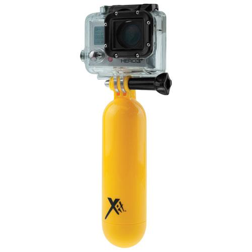 Manche flottant de Xit pour caméra GoPro (XTGPFH)