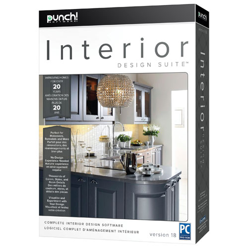 Punch! Interior Design Suite (PC)