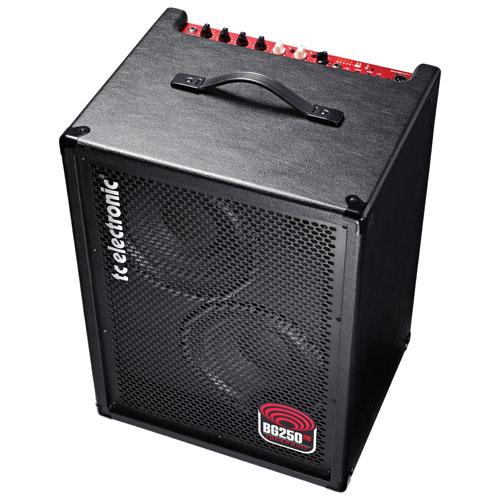 Amplificateur combiné 2.0 pour guitare basse de 250 W de TC Electronics (TC-BG250-210)