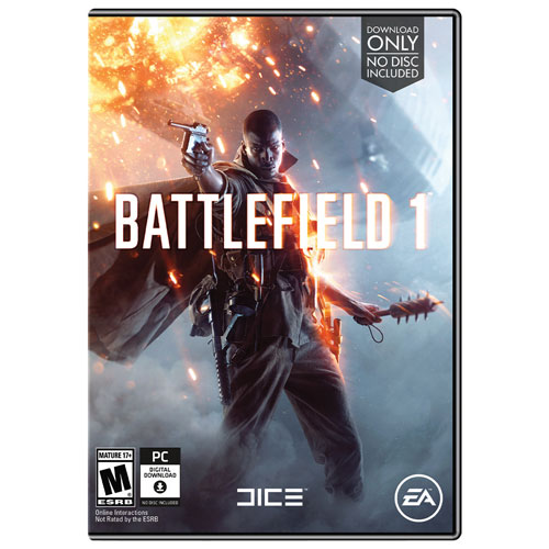 Battlefield 1 (PC) - English
