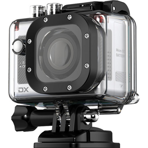 ACTIVEON DX 12MP Action Camera (DKA10W-B)