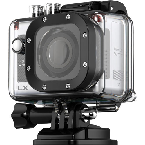 ACTIVEON LX 3.5MP Action Camera (LKA10W-B)