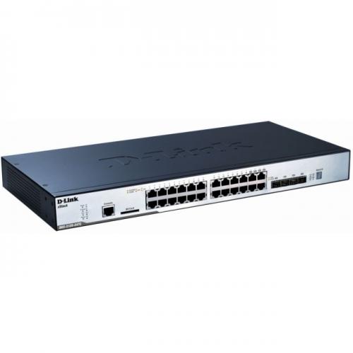 D-Link xStack DGS-3120-24TC Ethernet Switch