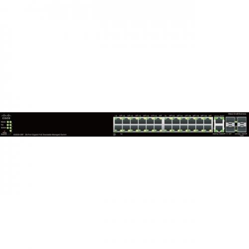 Cisco SG500-28P Ethernet Switch