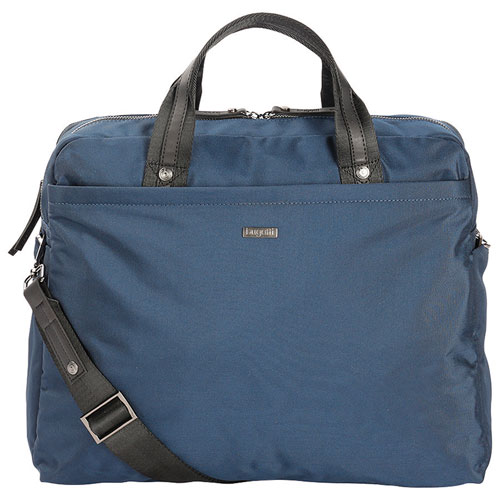 "Bugatti 14"" Laptop Business Bag - Blue"