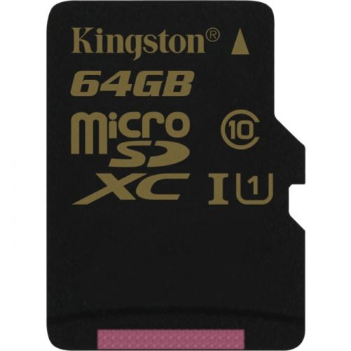 Kingston 64GB Secure Digital Extended Capacity (SDXC)
