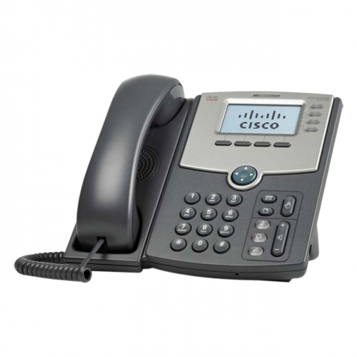 Cisco SPA514G IP Phone - Cable