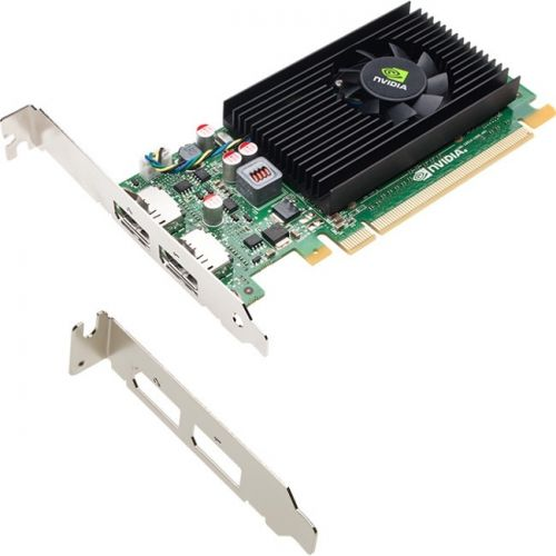 PNY Quadro NVS 310 Graphic Card - 1GB DDR3 SDRAM - PCI Express 2.0 x16 - Low-profile