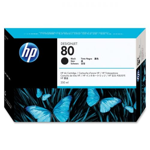 HP 80 Black Ink Cartridge