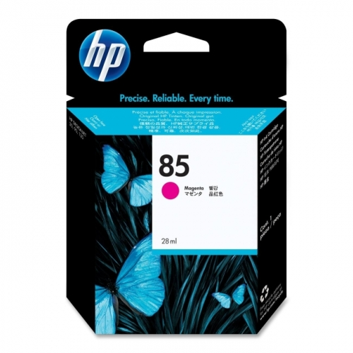 HP 85 Magenta Ink Cartridge