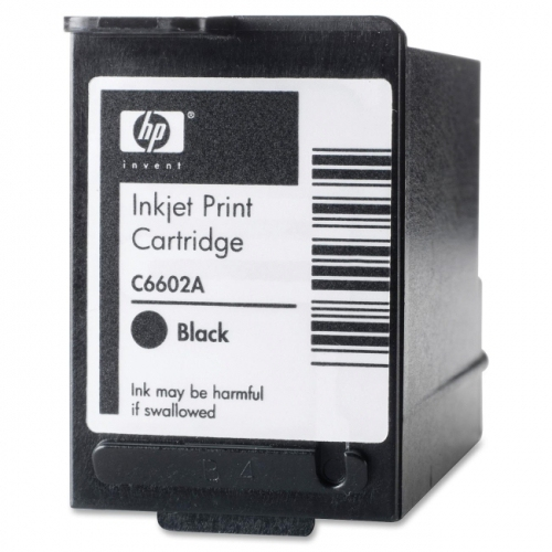 HP Black Inkjet Cartridge