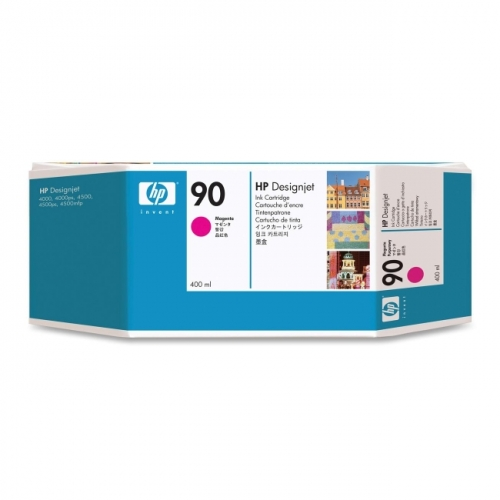 HP 90 Magenta Ink Cartridge