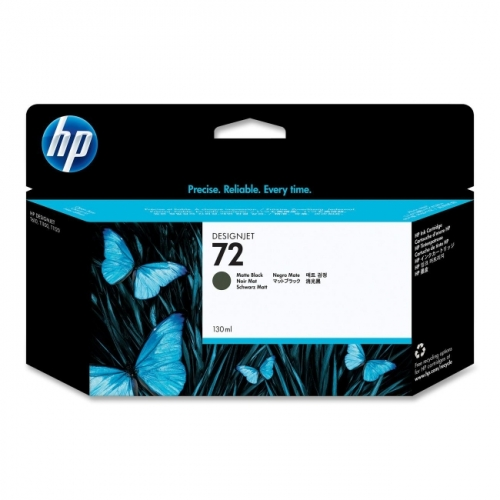 HP 72 Matte Black Ink Cartridge