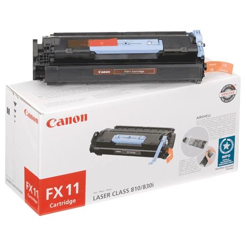 Canon FX-11 Black Toner Cartridge